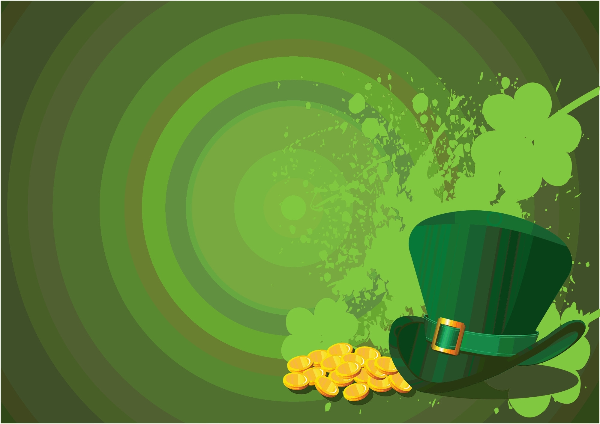 disney st patricks day wallpaper (56+ images)