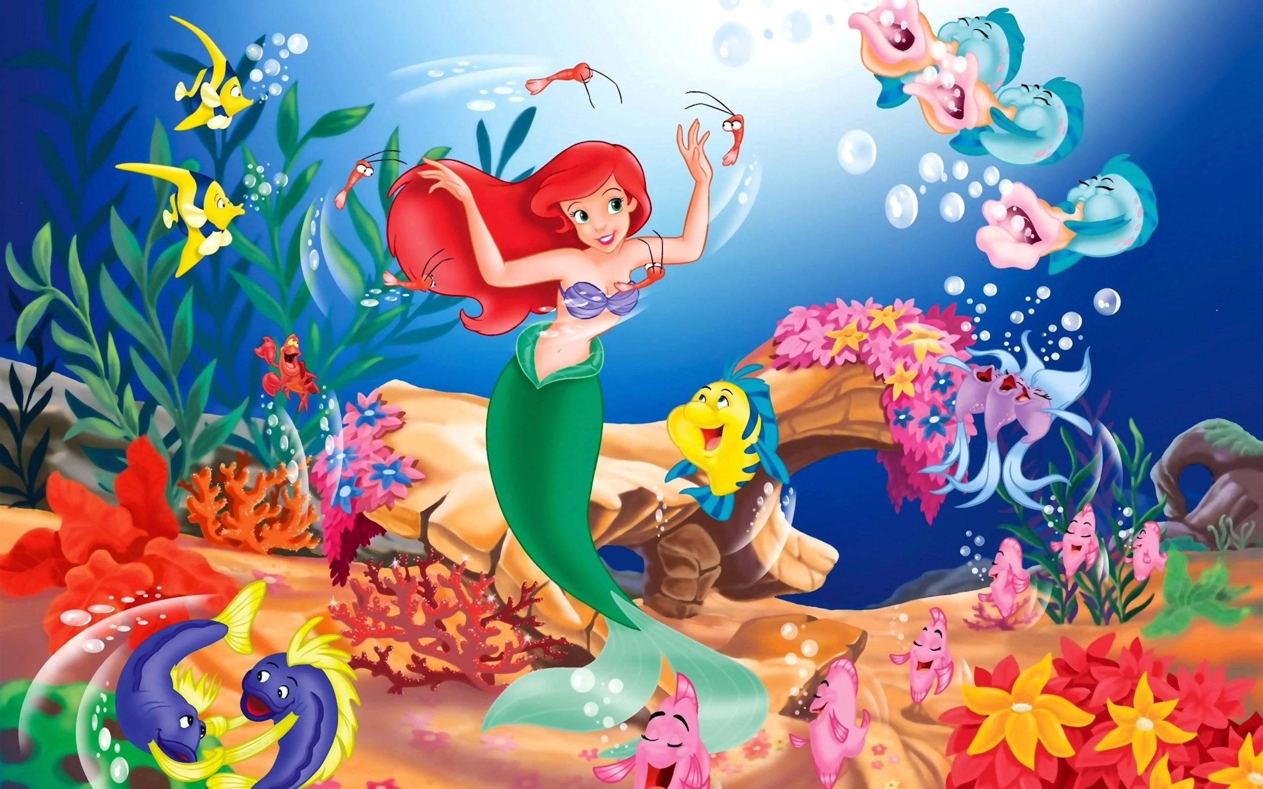 disney the little mermaid wallpapers | hd wallpapers | id #11047