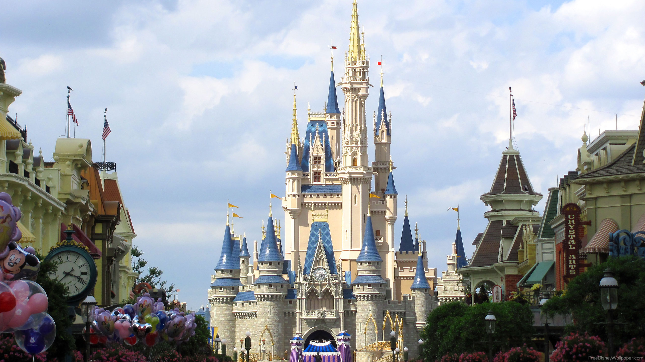 10 Latest Disney Castle Backgrounds Full Hd 1080p For Pc