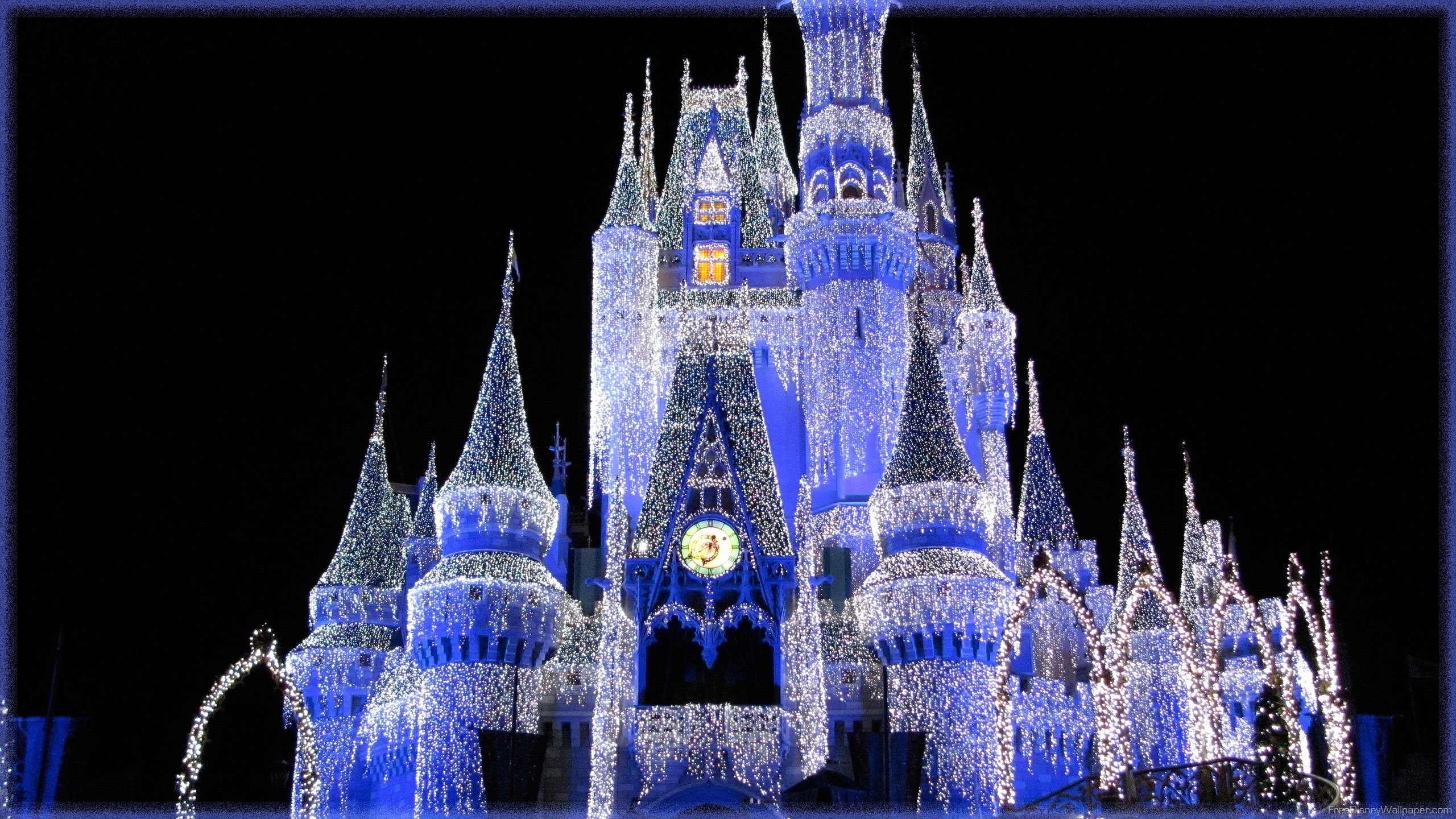 disney wallpaper – free disney wallpapers » cinderella castle