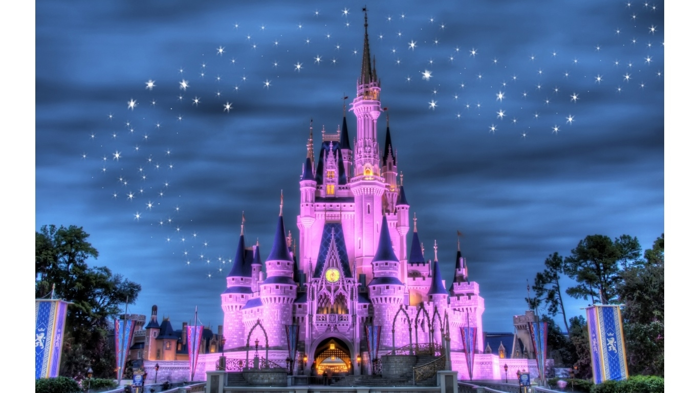 disney world cinderella castle | disney world cinderella castle hd