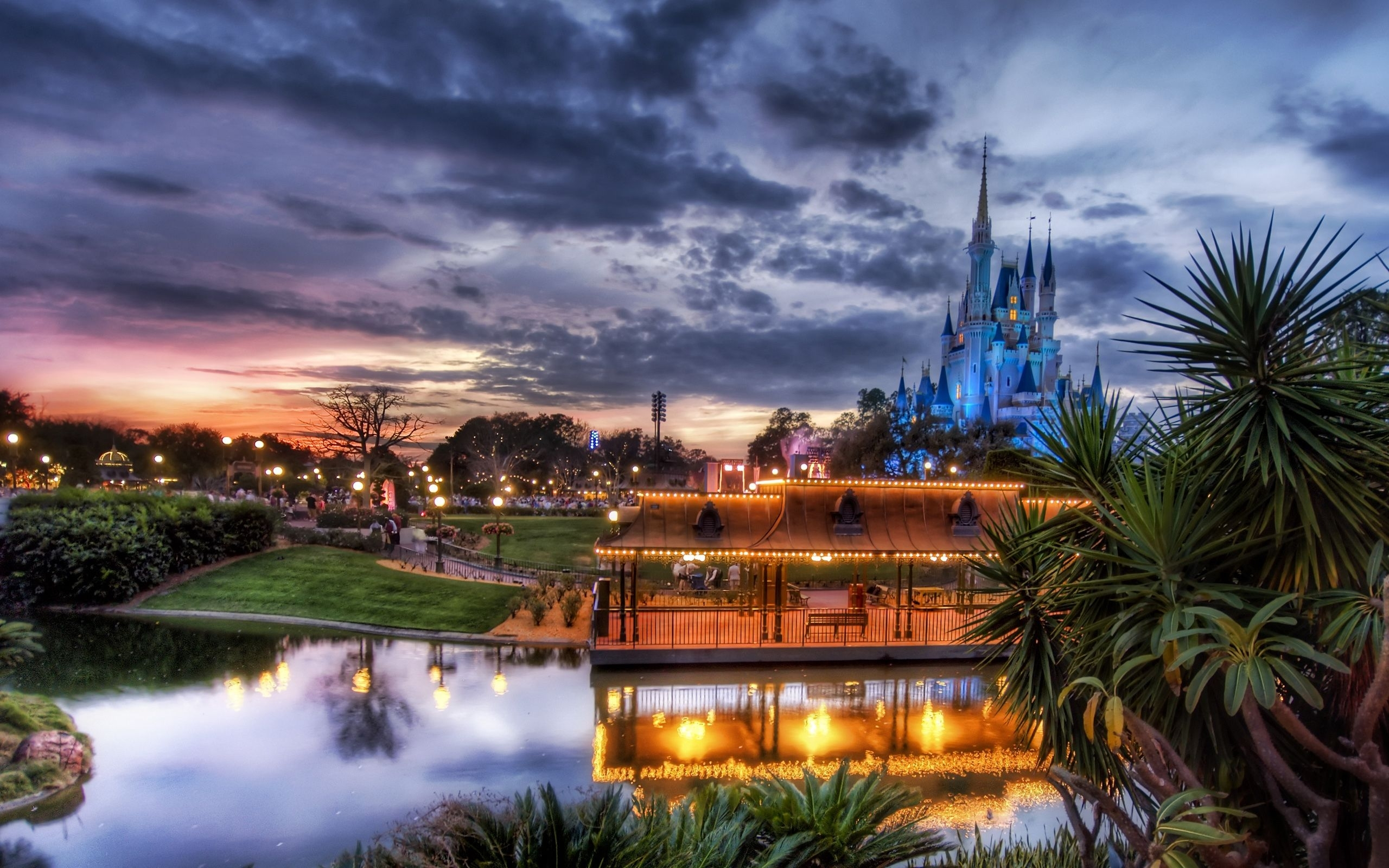 disney world hd wallpapers - this wallpaper