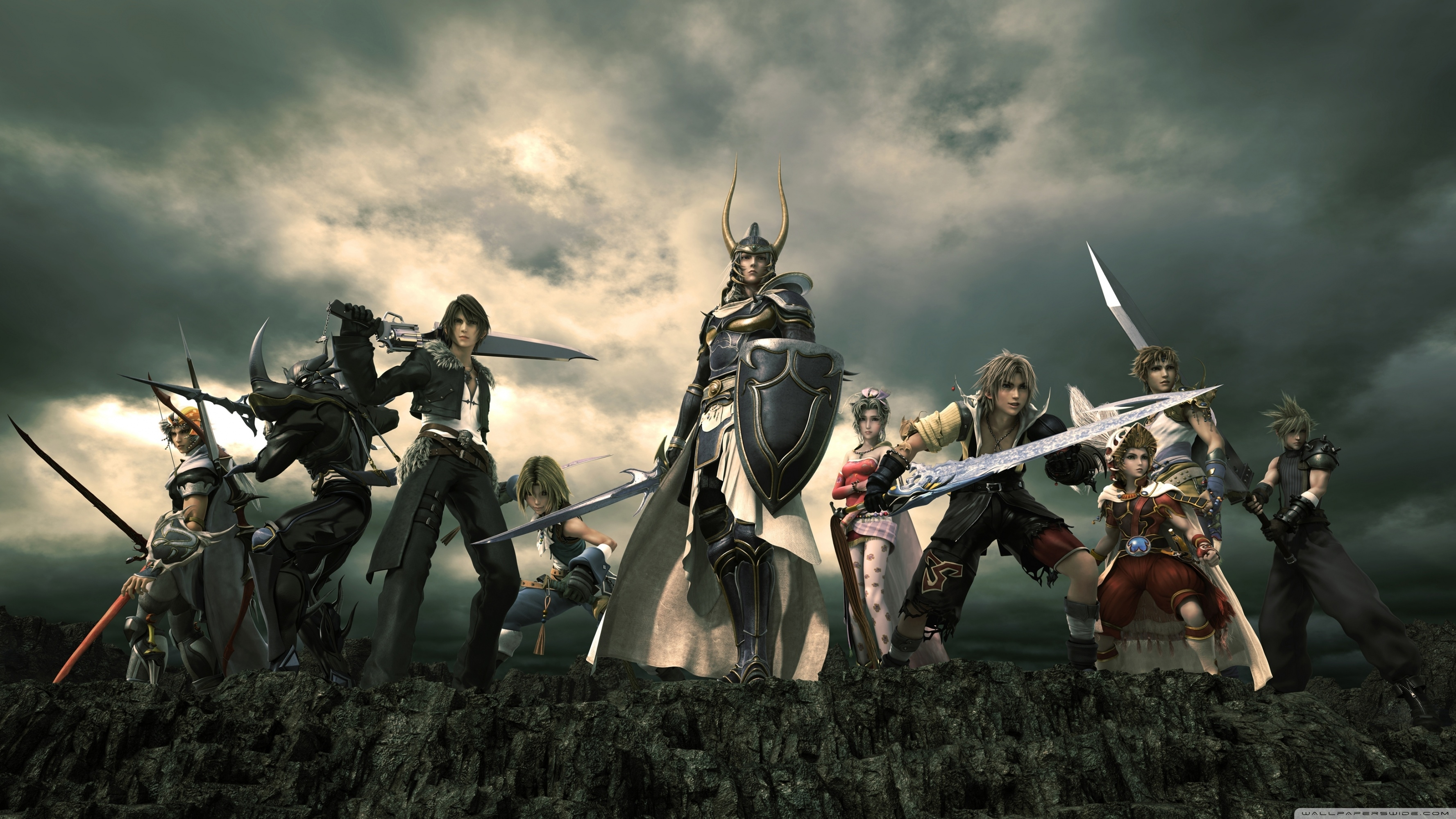 10 Top Final Fantasy Desktop Wallpaper FULL HD 1080p For PC Background