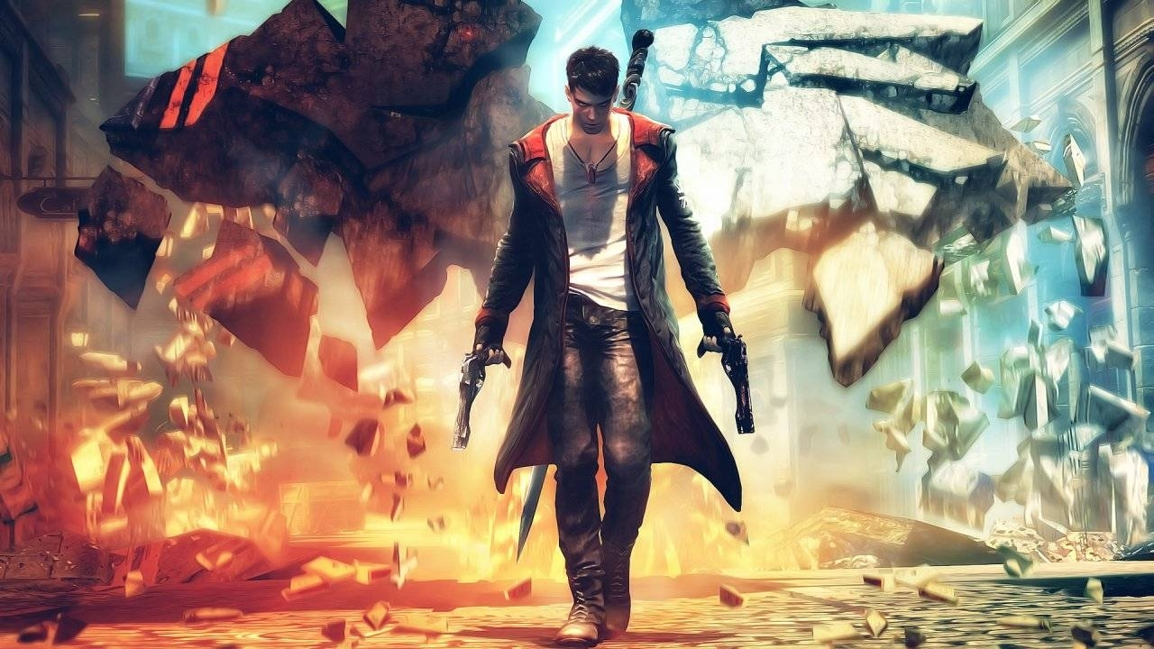 dmc devil may cry wallpapers in hd « video game news, reviews