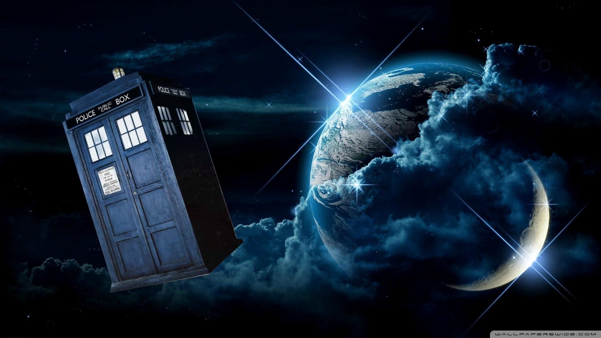 doctor who tardis wallpapers background ~ desktop wallpaper box