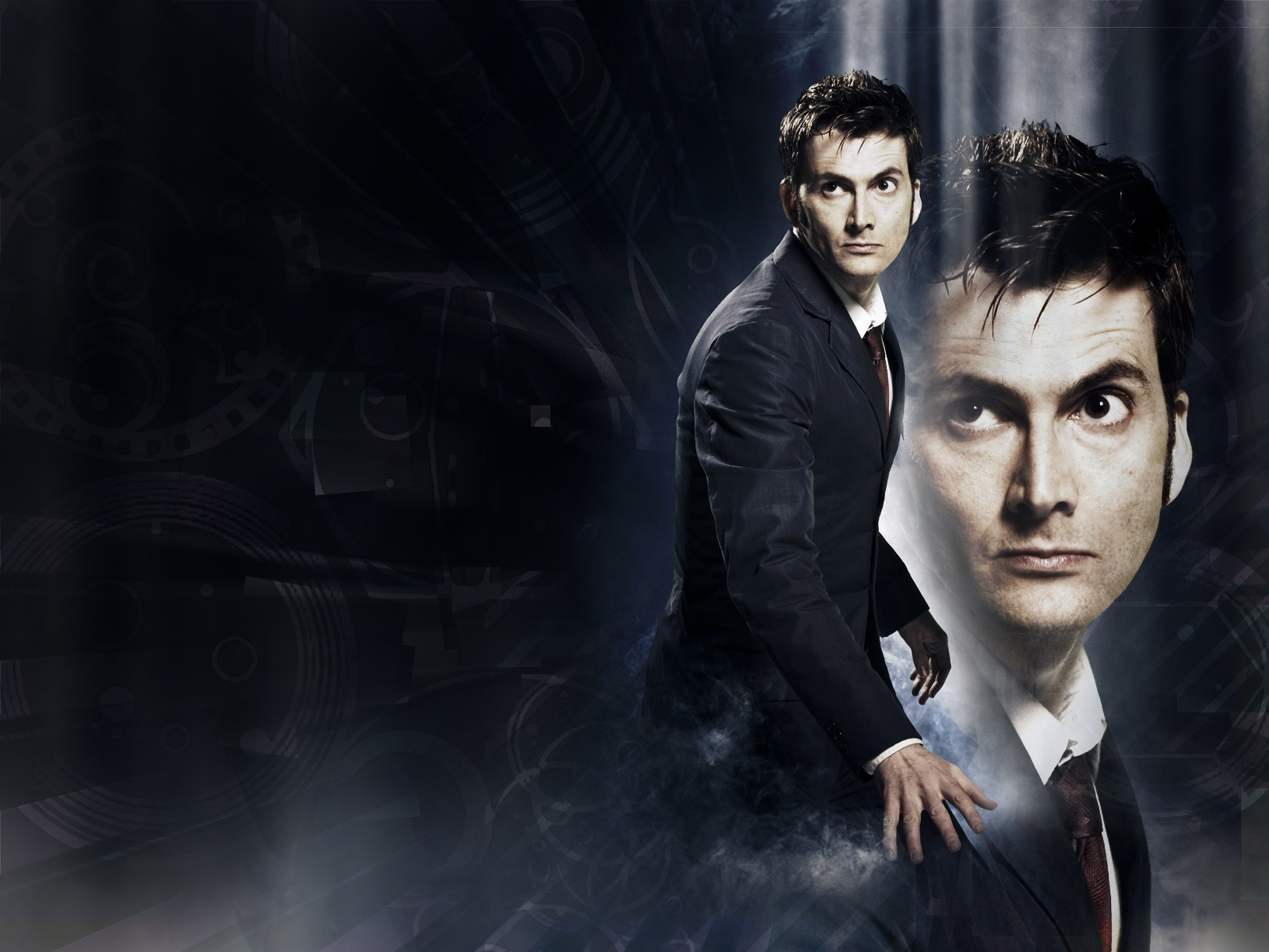 doctor who wallpapers david tennant group (77+)