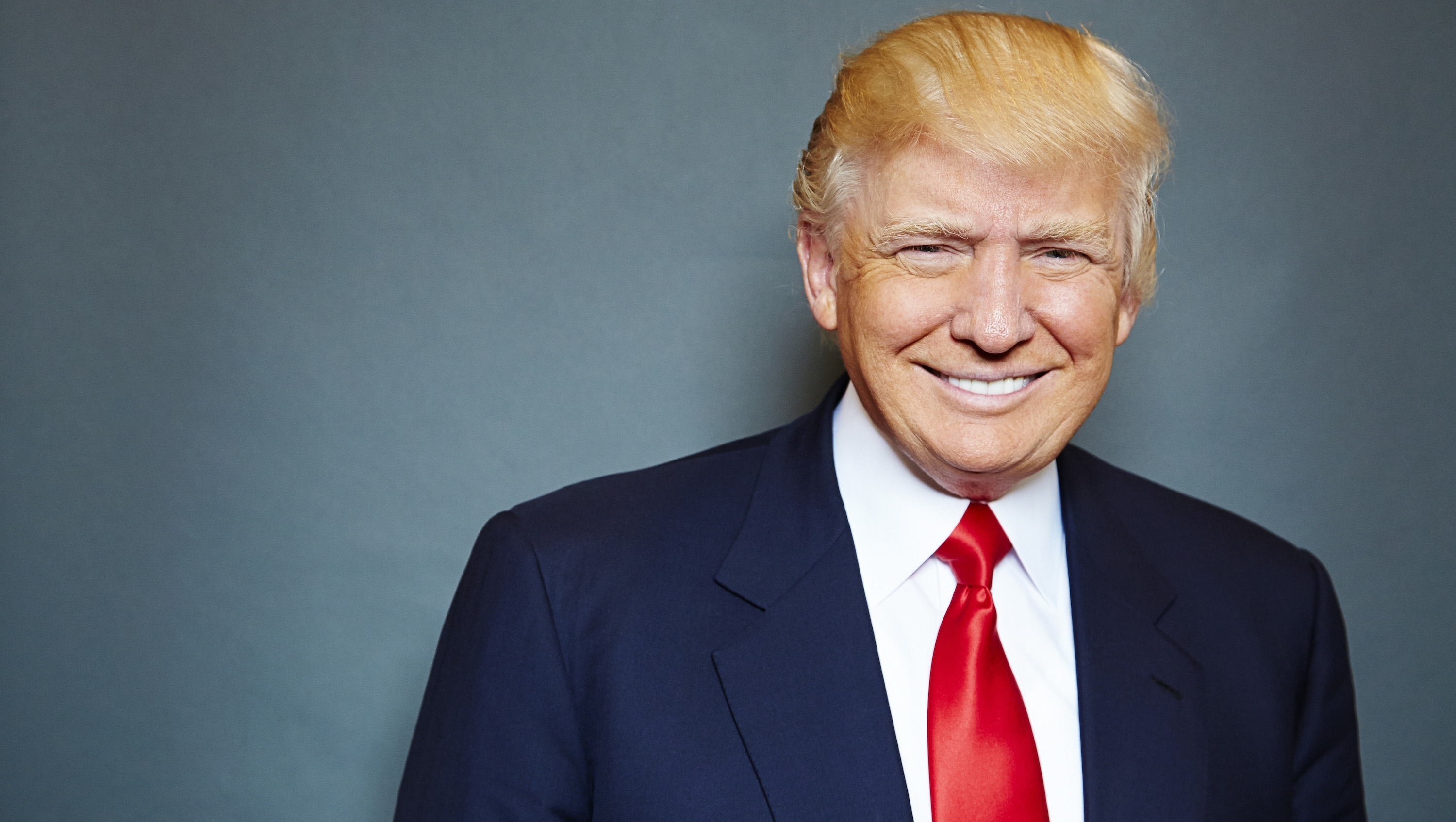 donald trump smile wallpaper 59542 3000x1694 px ~ hdwallsource