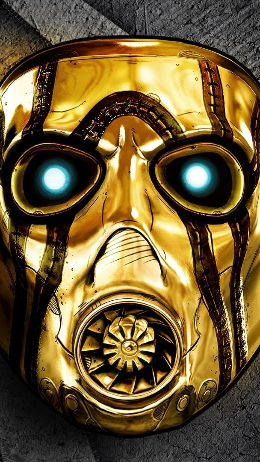 download 1080x1920 borderlands, mask wallpapers for iphone 8, iphone