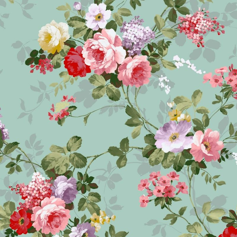 10 Latest Vintage Floral Pattern Wallpaper FULL HD 1080p For PC Background 2018 free download download 15 free floral vintage wallpapers 1 800x800