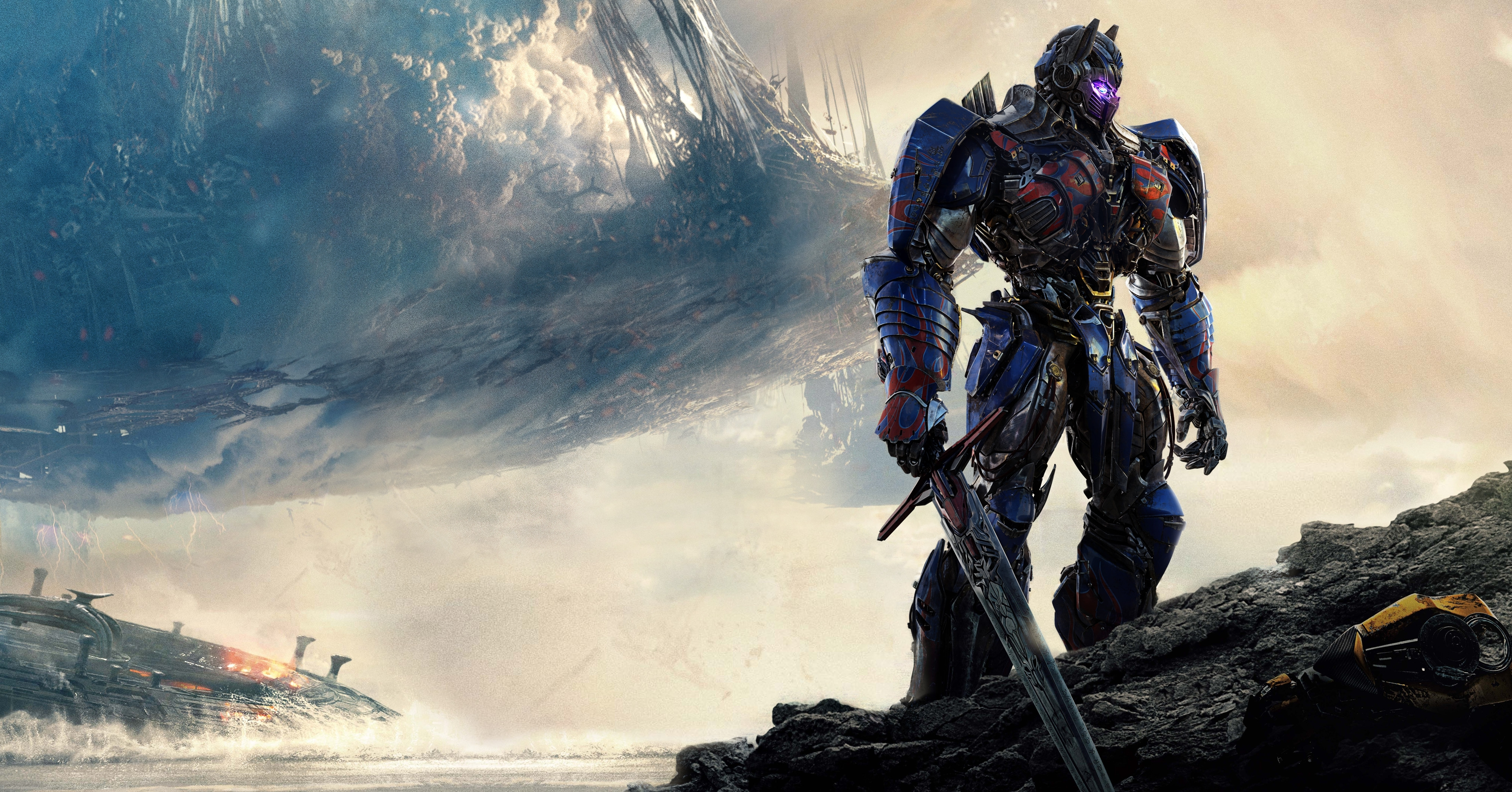 download 27 transformers: the last knight wallpapers