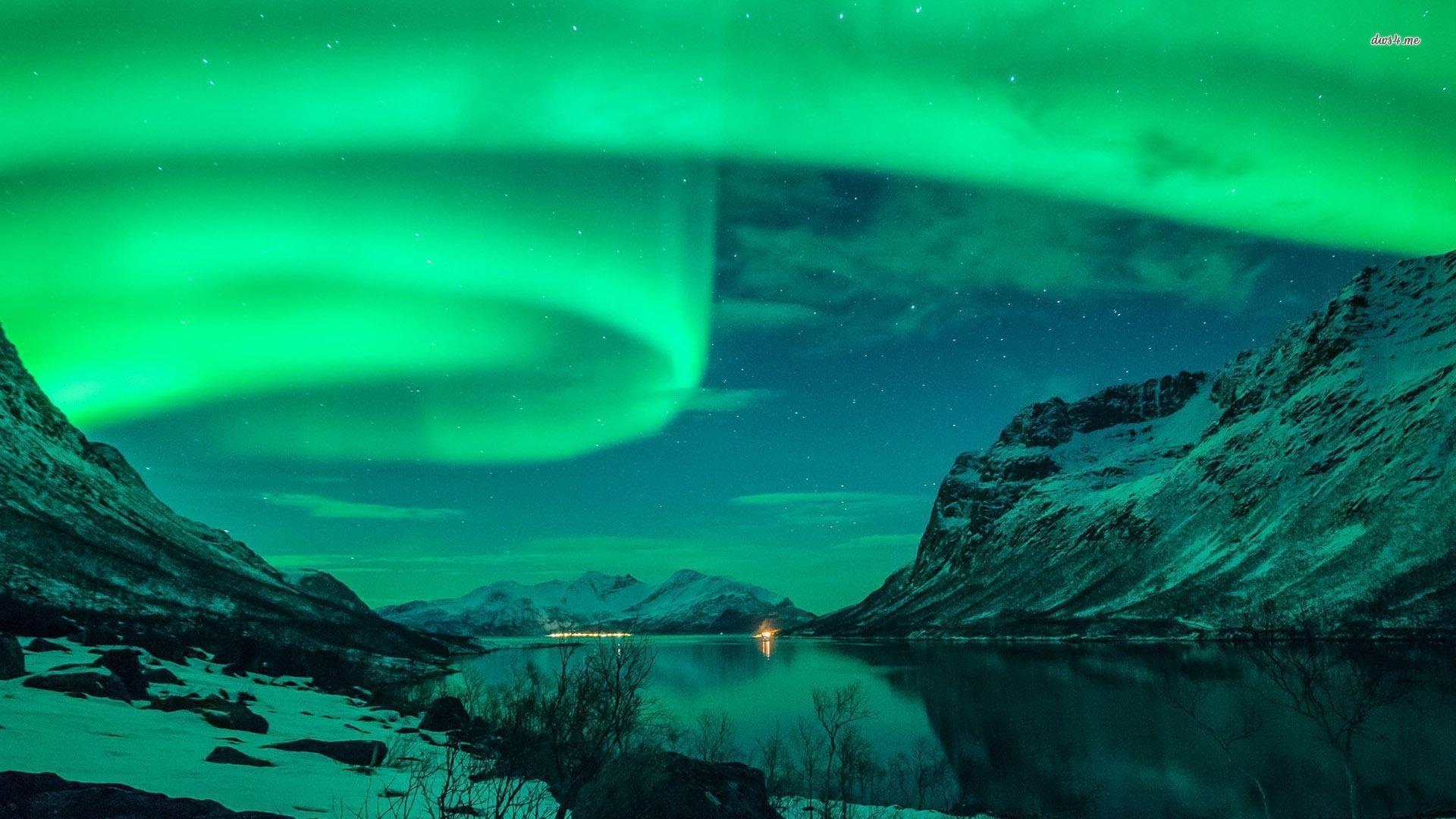 10 Best Aurora Borealis Wallpaper 1080P FULL HD 1920×1080 ...