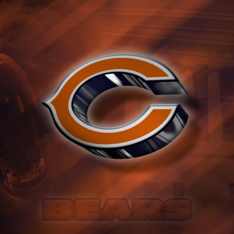10 Most Popular Chicago Bears Wallpapers Hd FULL HD 1080p For PC Desktop 2018 free download download chicago bears wallpapers full hd pictures 800x800
