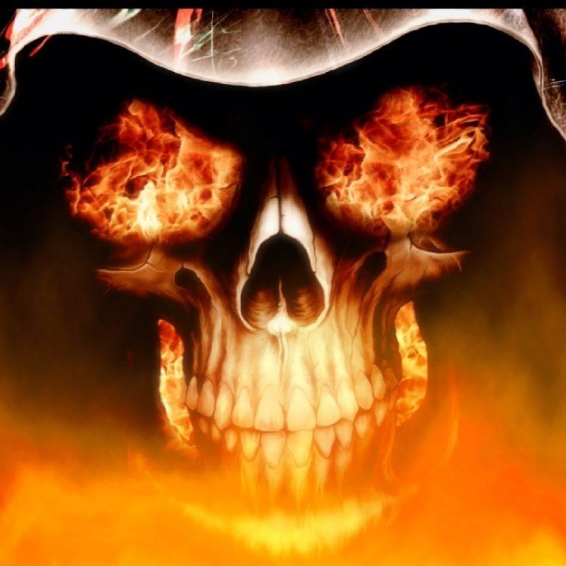 10 Best Skulls On Fire Wallpaper FULL HD 1080p For PC Desktop 2020 free download download fire skull animated wallpaper desktopanimated 800x800