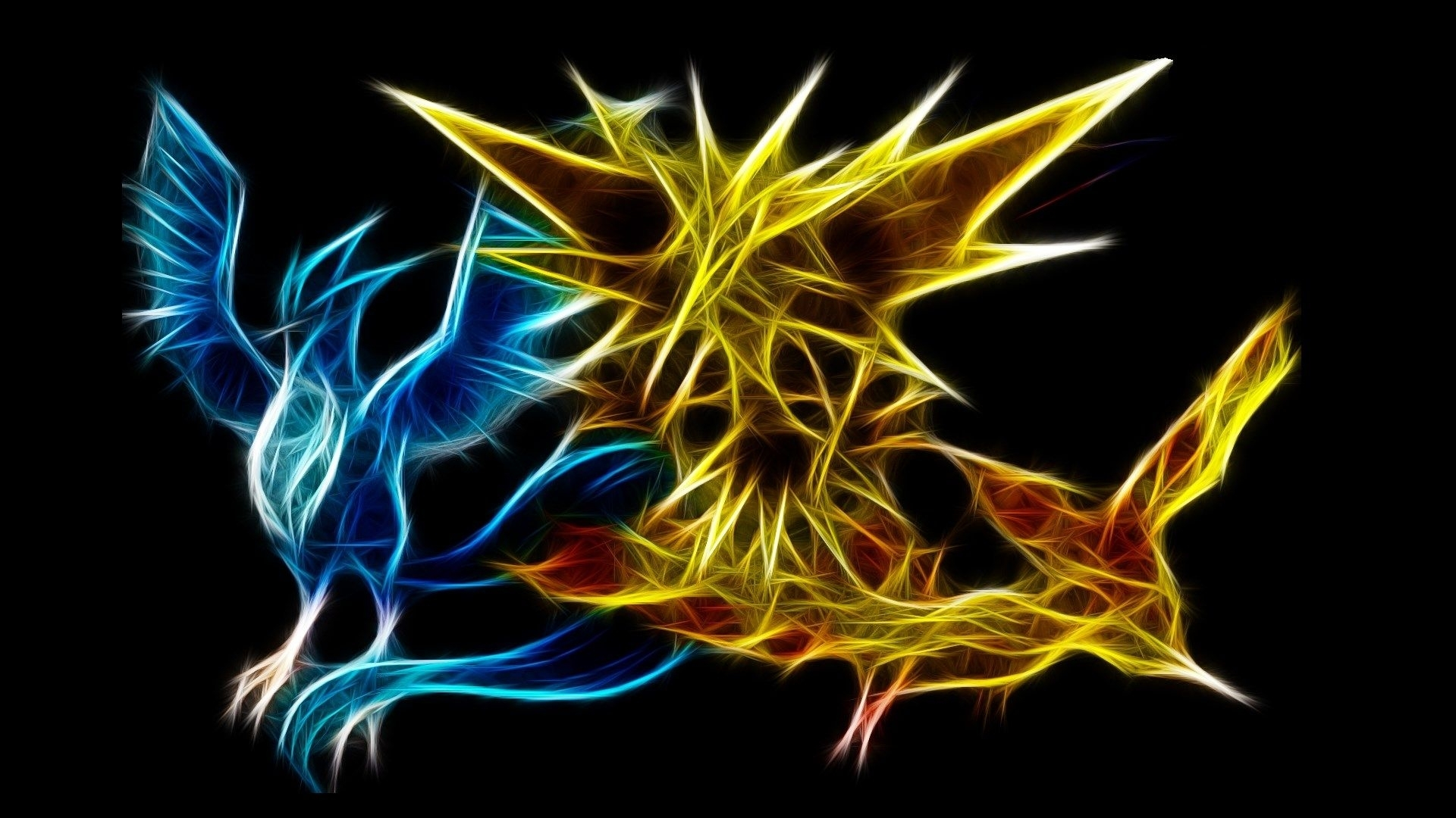 download free articuno zapdos and moltres wallpaper | ololoshenka
