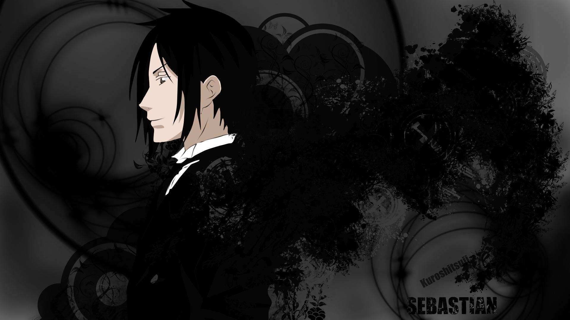 download free black butler sebastian background. | pixelstalk