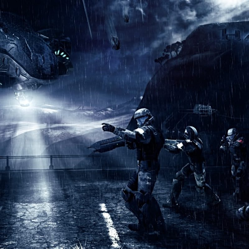 10 Latest Halo 3 Odst Wallpapers FULL HD 1080p For PC Background 2020 free download download halo 3 odst game wallpaper high resolution hd video games 800x800