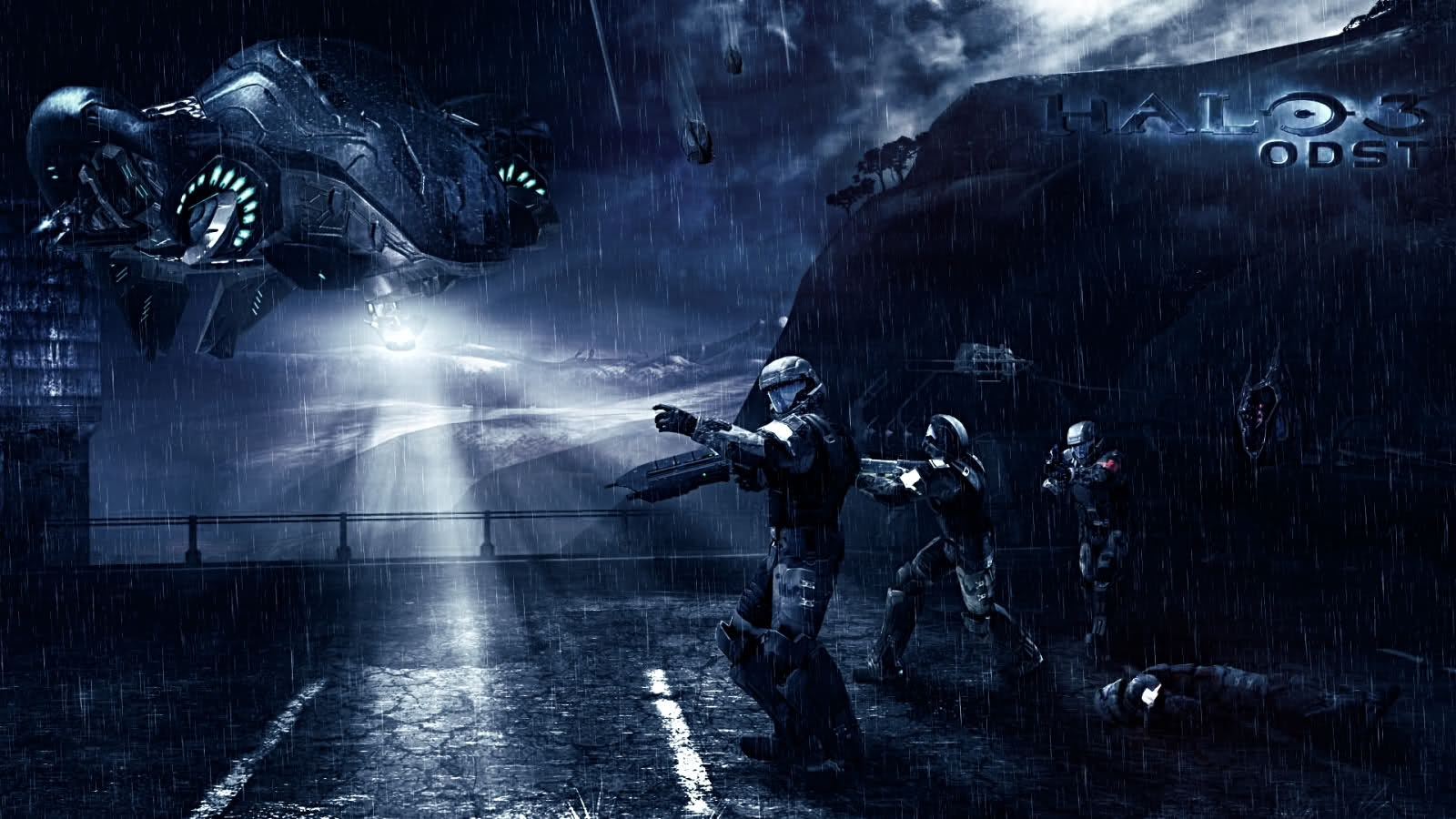 download halo 3 odst game wallpaper high resolution ~ hd video games
