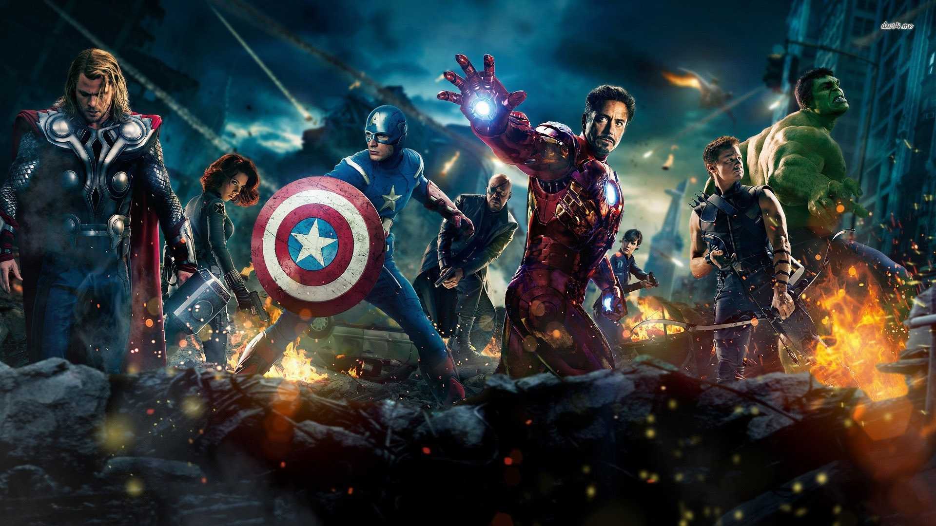 download hd wallpapers of avengers group (95+)