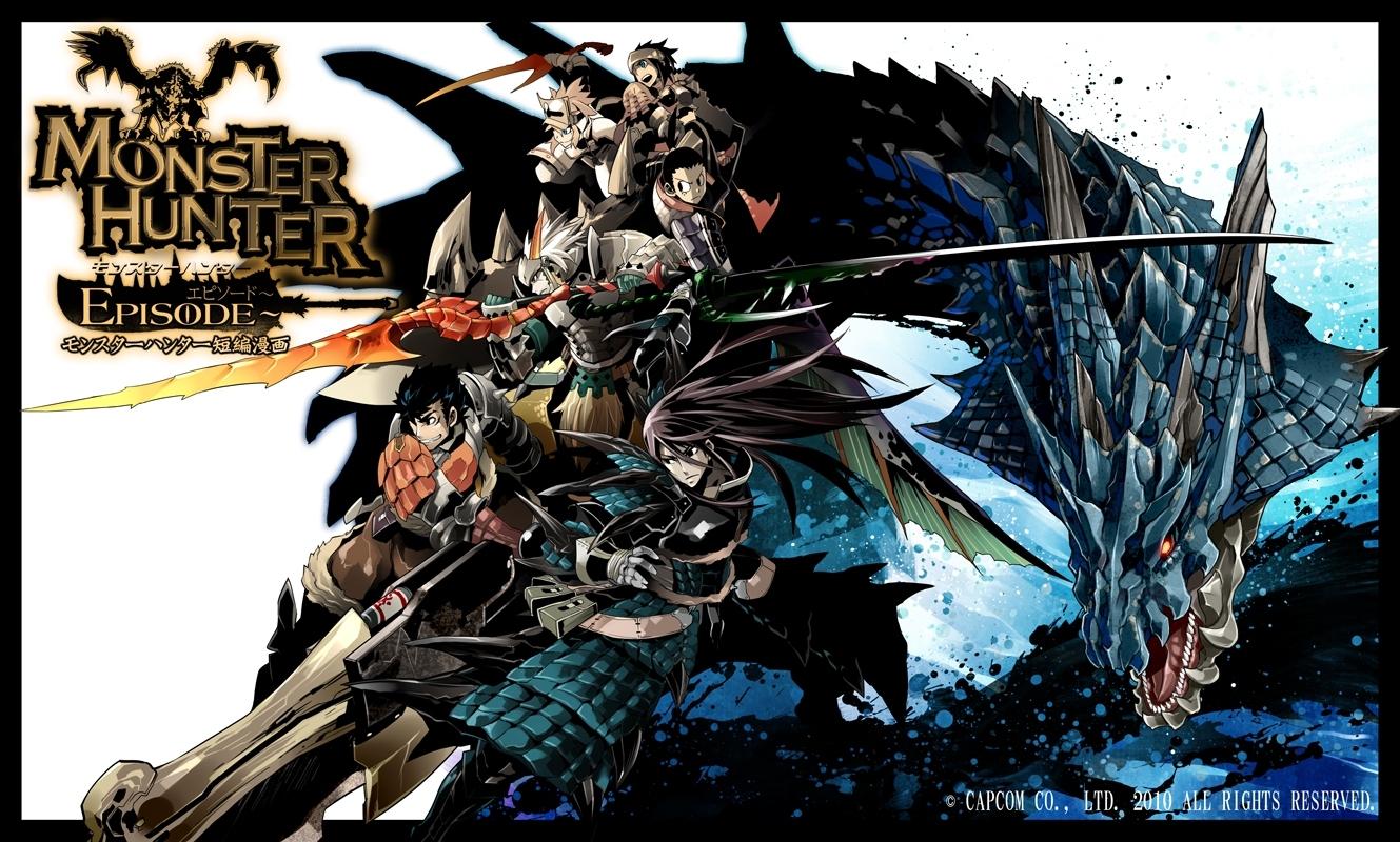 download monster hunter wallpaper 1329x800 | wallpoper #326432
