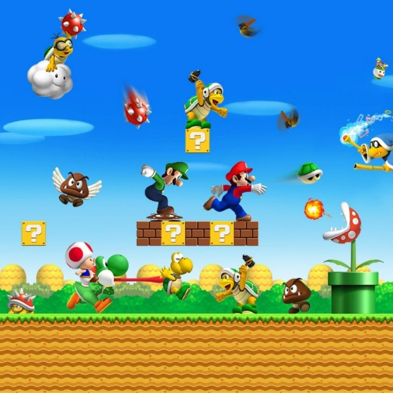 10 Best Super Mario Wall Paper FULL HD 1920×1080 For PC Desktop 2021 free download download super mario world free hd wallpaper background 1920x1080 3 800x800