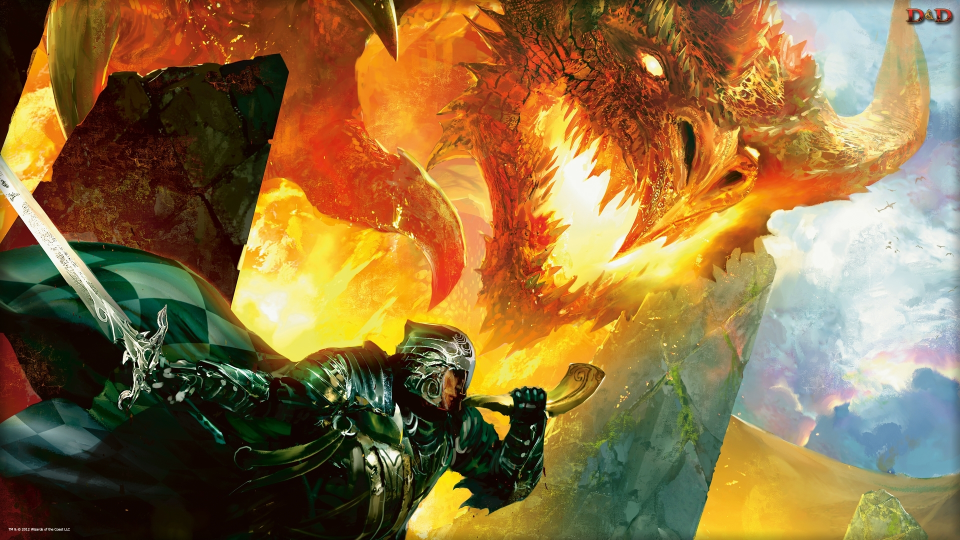 download the dungeons & dragons next wallpaper