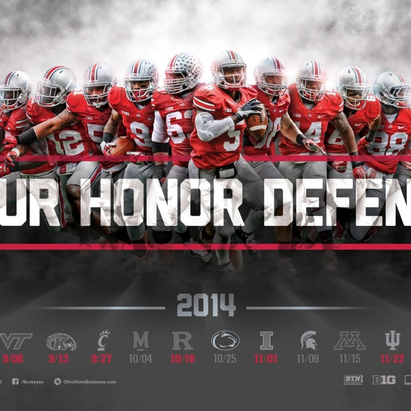 10 Most Popular Ohio State Buckeyes Screen Savers FULL HD 1920×1080 For PC Desktop 2018 free download download the ohio state football 2014 schedule poster for printing 14 800x800