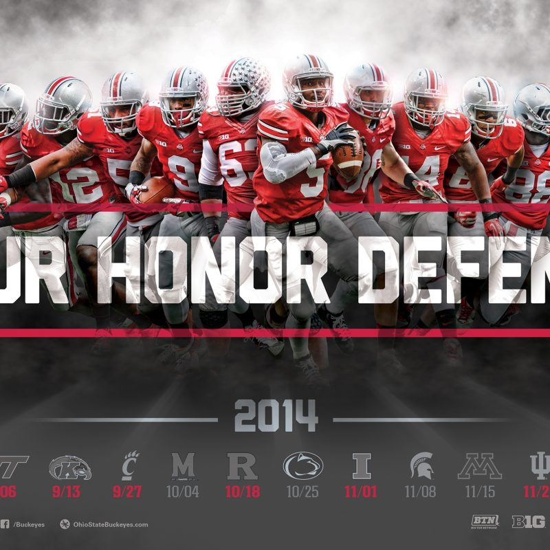 10 Most Popular Ohio State Buckeyes Football Wallpaper FULL HD 1080p For PC Desktop 2020 free download download the ohio state football 2014 schedule poster for printing 2 800x800