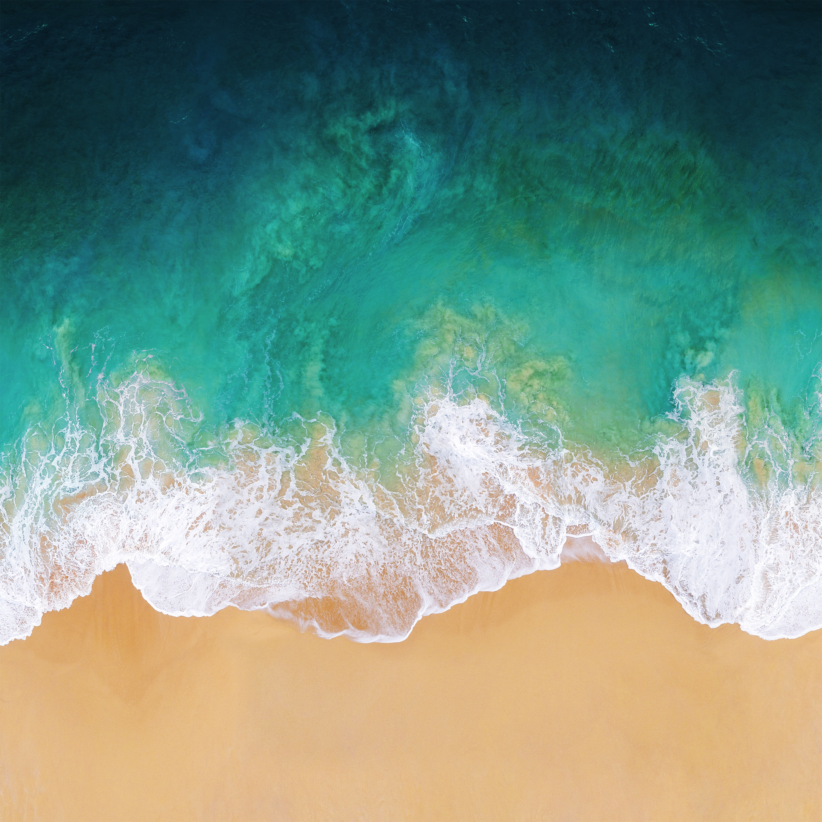 download the real ios 11 wallpaper for iphone - iclarified