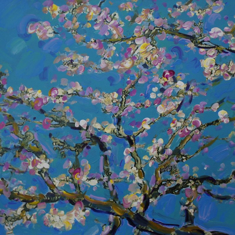 10 Top Van Gogh Almond Blossoms Wallpaper FULL HD 1920×1080 For PC Background 2018 free download download van gogh almond blossom wallpaper gallery 800x800