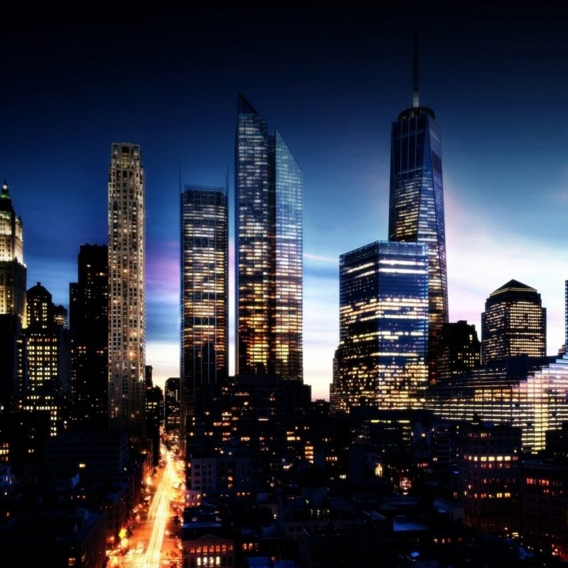 10 Top City Night Skyline Wallpaper FULL HD 1920×1080 For PC Desktop 2020 free download download wallpaper 1680x1050 city night lights city lights 800x800