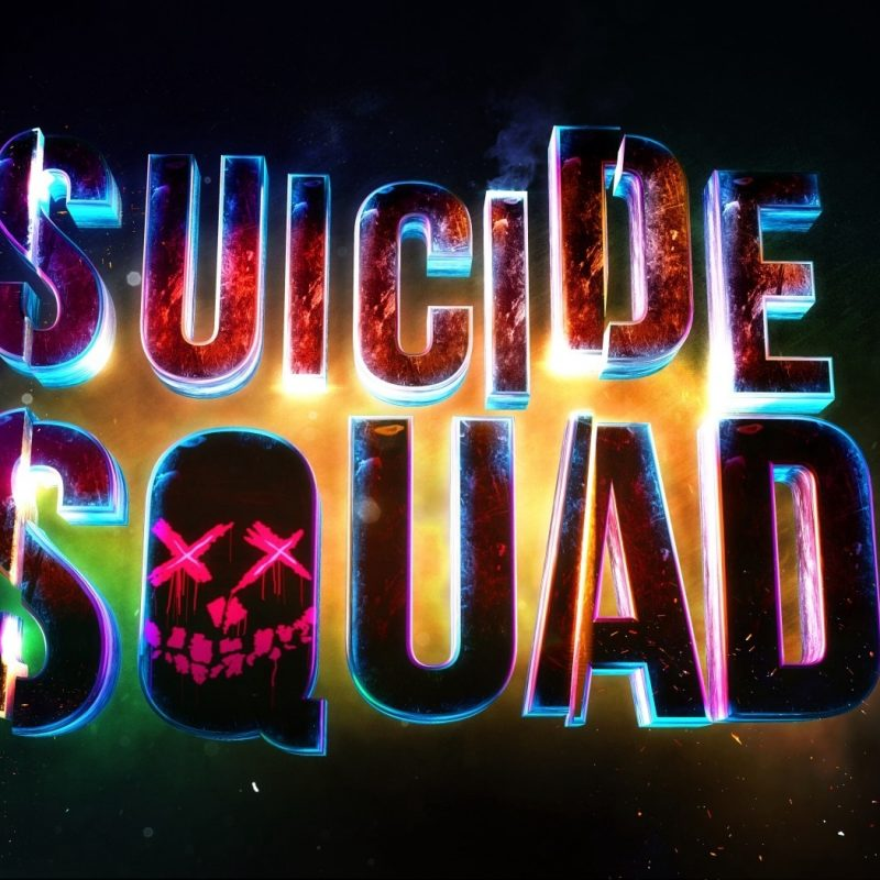 10 Best Suicide Squad Logo Wallpaper FULL HD 1920×1080 For PC Desktop 2018 free download download wallpaper 1680x1050 suicide squad logo art hd background 800x800