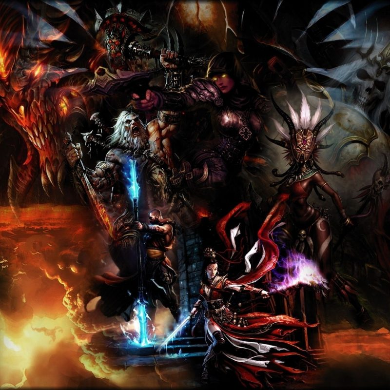 10 Best Diablo 3 Wallpapers 1920X1080 FULL HD 1080p For PC Desktop 2018 free download download wallpaper 1920x1080 diablo 3 characters magic name ball 1 800x800