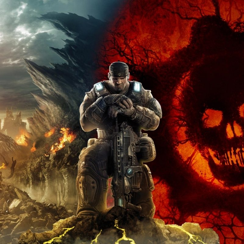 10 Best Gears Of War 1080P Wallpaper FULL HD 1080p For PC Background 2018 free download download wallpaper 1920x1080 gears of war skull soldier sky 1 800x800