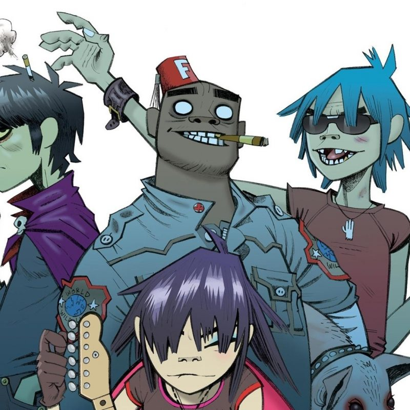 10 New Gorillaz Wallpaper Hd 1920X1080 FULL HD 1080p For PC Desktop 2020 free download download wallpaper 1920x1080 gorillaz guitar knife sigarette pig 800x800