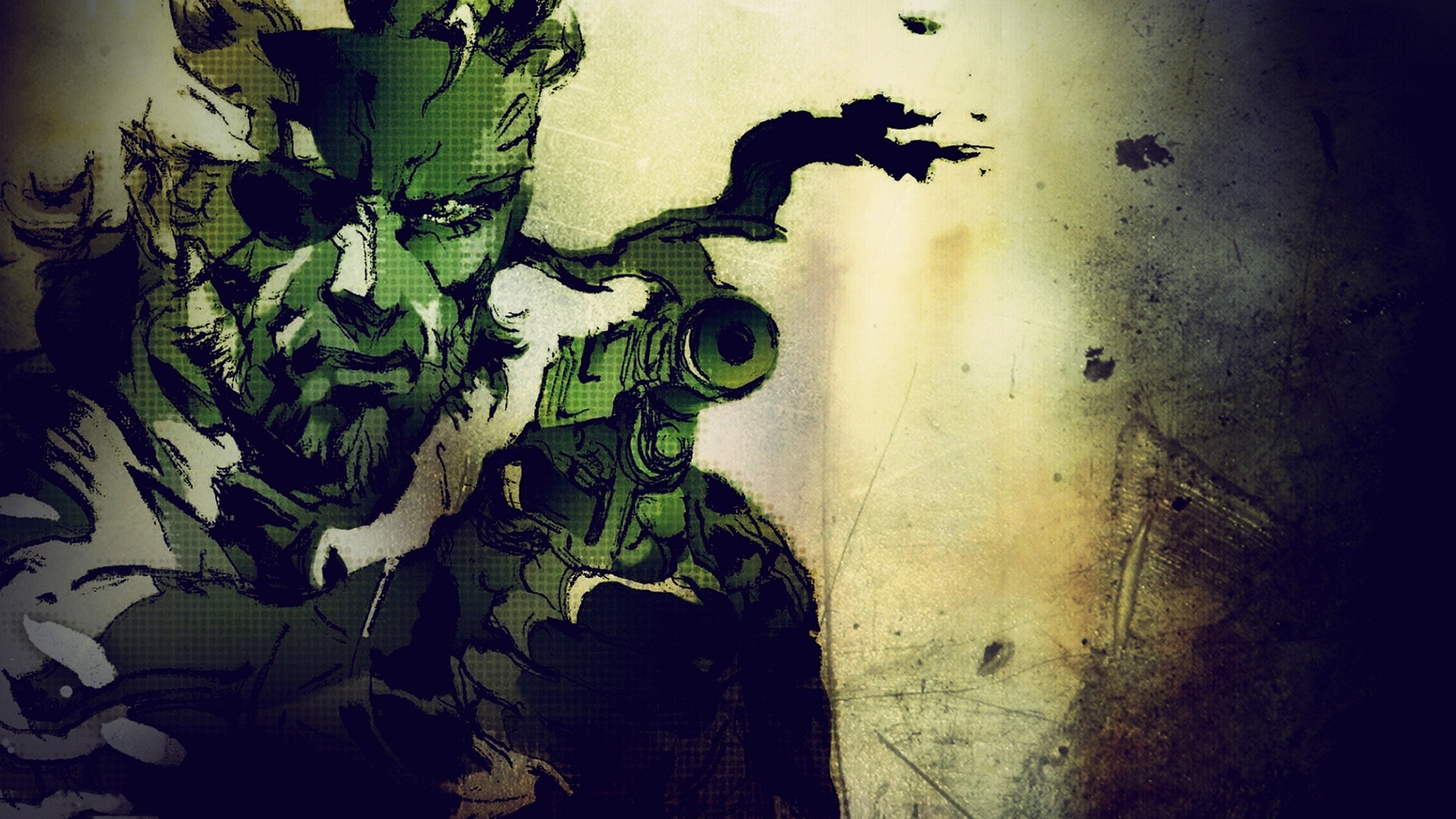 download wallpaper 1920x1080 metal gear solid, stealth-action, sony