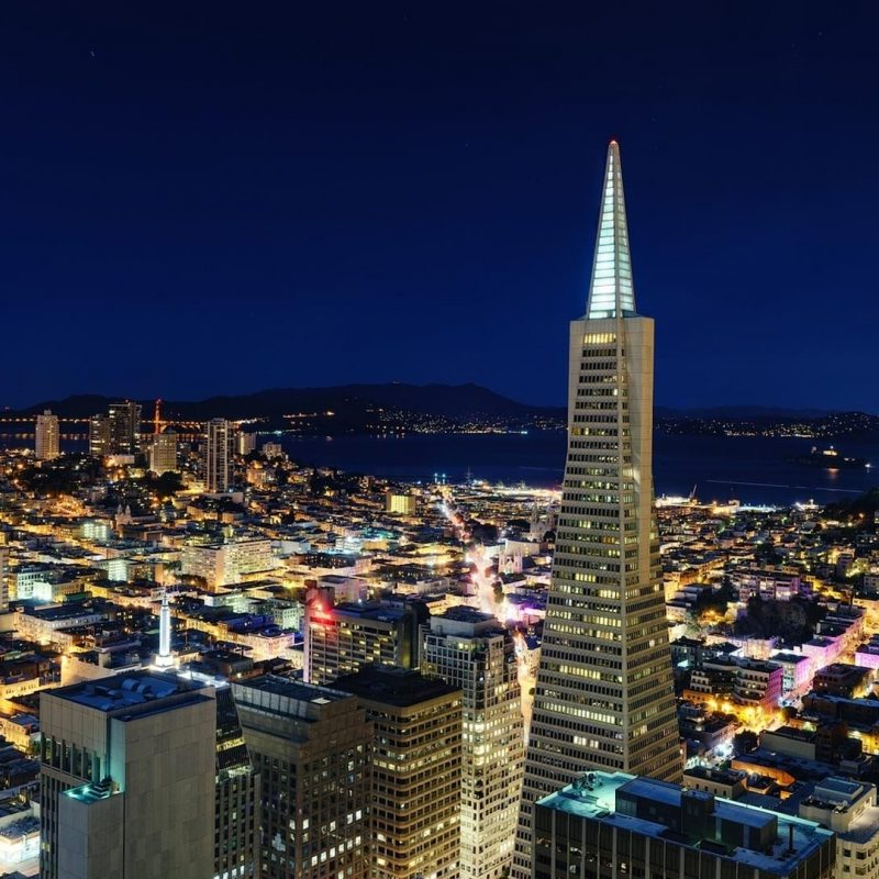 10 Top San Francisco Night Wallpaper FULL HD 1920×1080 For PC Desktop 2021 free download download wallpaper 1920x1080 san francisco city night top view 800x800