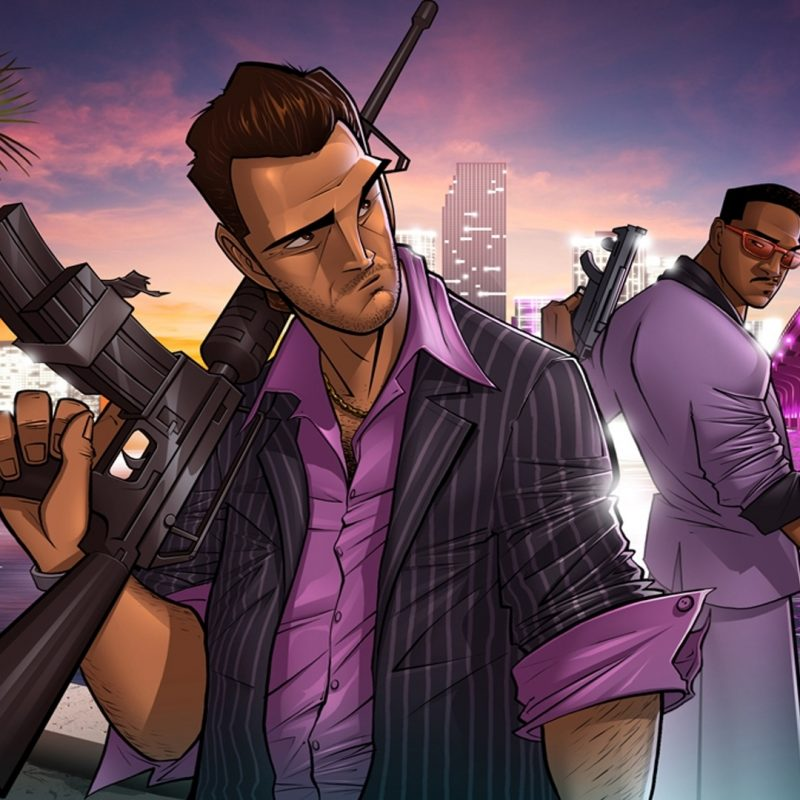 10 Latest Grand Theft Auto Vice City Wallpaper FULL HD 1080p For PC Background 2020 free download download wallpaper 1920x1080 tommy vercetti grand theft auto vice 800x800