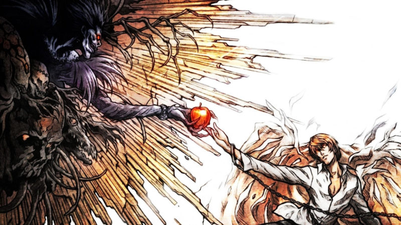 10 New Death Note Backgrounds FULL HD 1920×1080 For PC Desktop 2020 free download download wallpaper 2560x1440 death note light yagami ryuk the 800x450