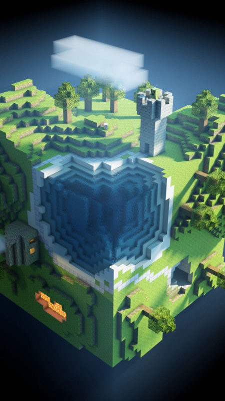 10 New Minecraft Iphone Wallpapers FULL HD 1080p For PC Desktop 2020 free download download wallpaper 938x1668 minecraft planet cube cubes world 450x800