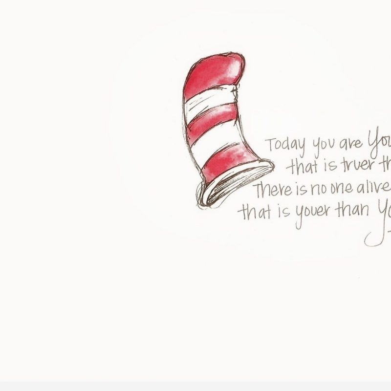 10 Most Popular Dr. Seuss Wallpaper FULL HD 1920×1080 For PC Background 2021 free download dr seuss quote wallpaper hd 800x800
