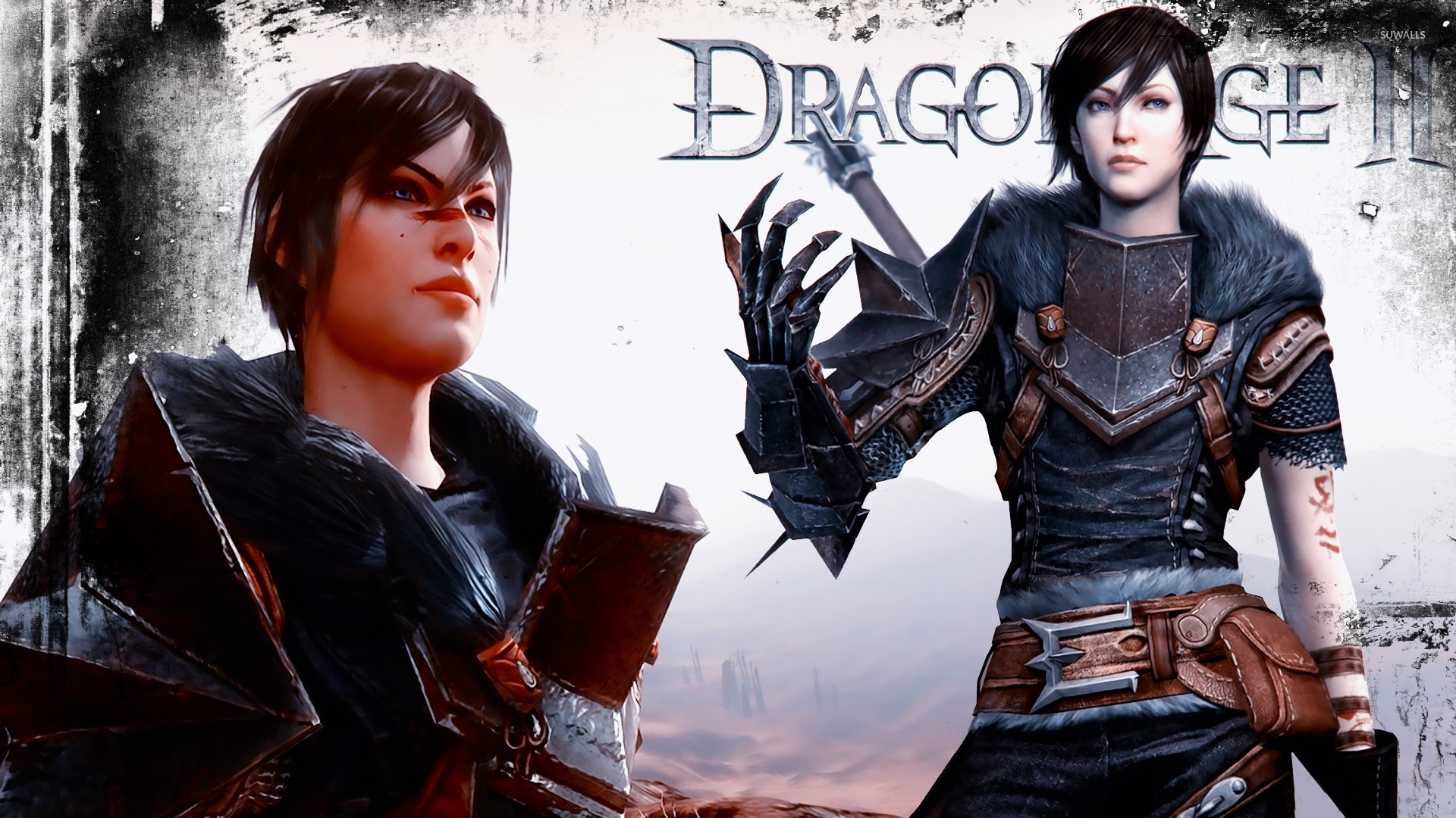 dragon age ii [2] wallpaper - game wallpapers - #16537