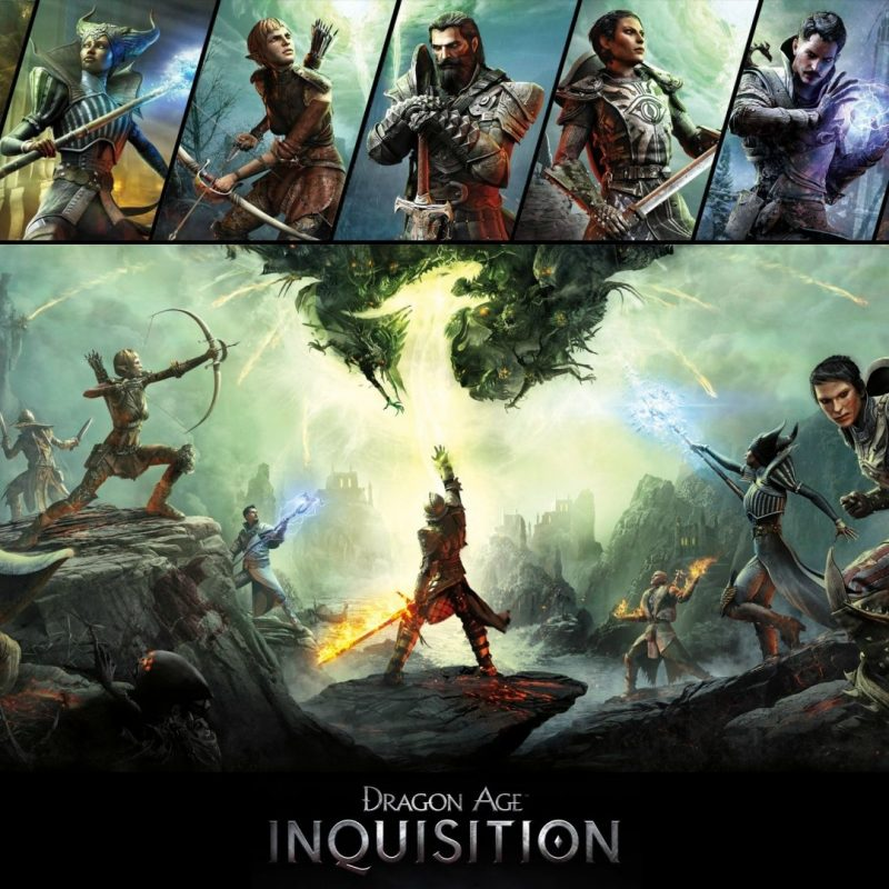 10 Best Dragon Age Inquisition Wallpapers FULL HD 1080p For PC Background 2021 free download dragon age inquisition wallpaper d l in comments xboxthemes 800x800