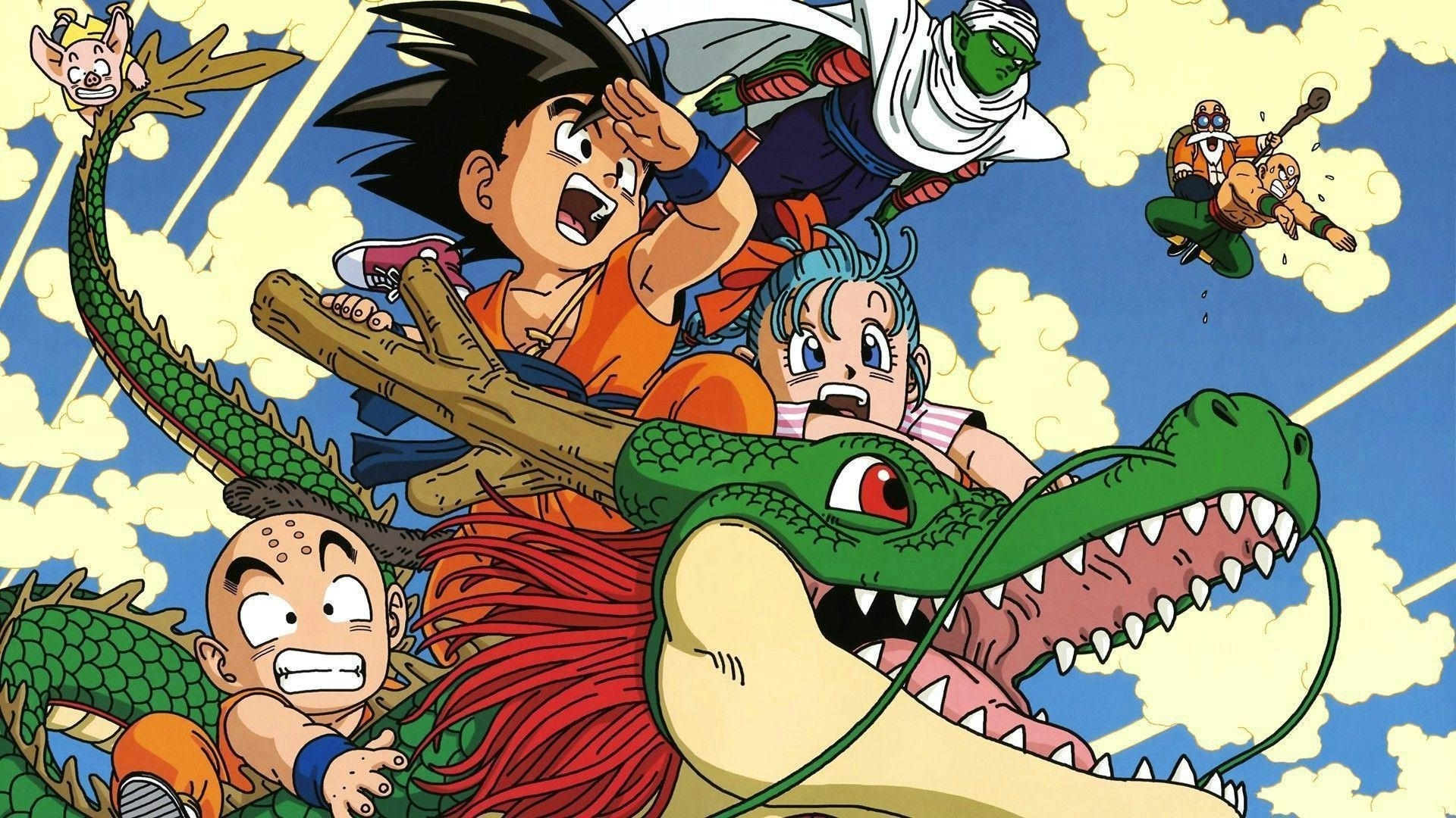 dragon ball manga series wallpapers - wallpaper cave
