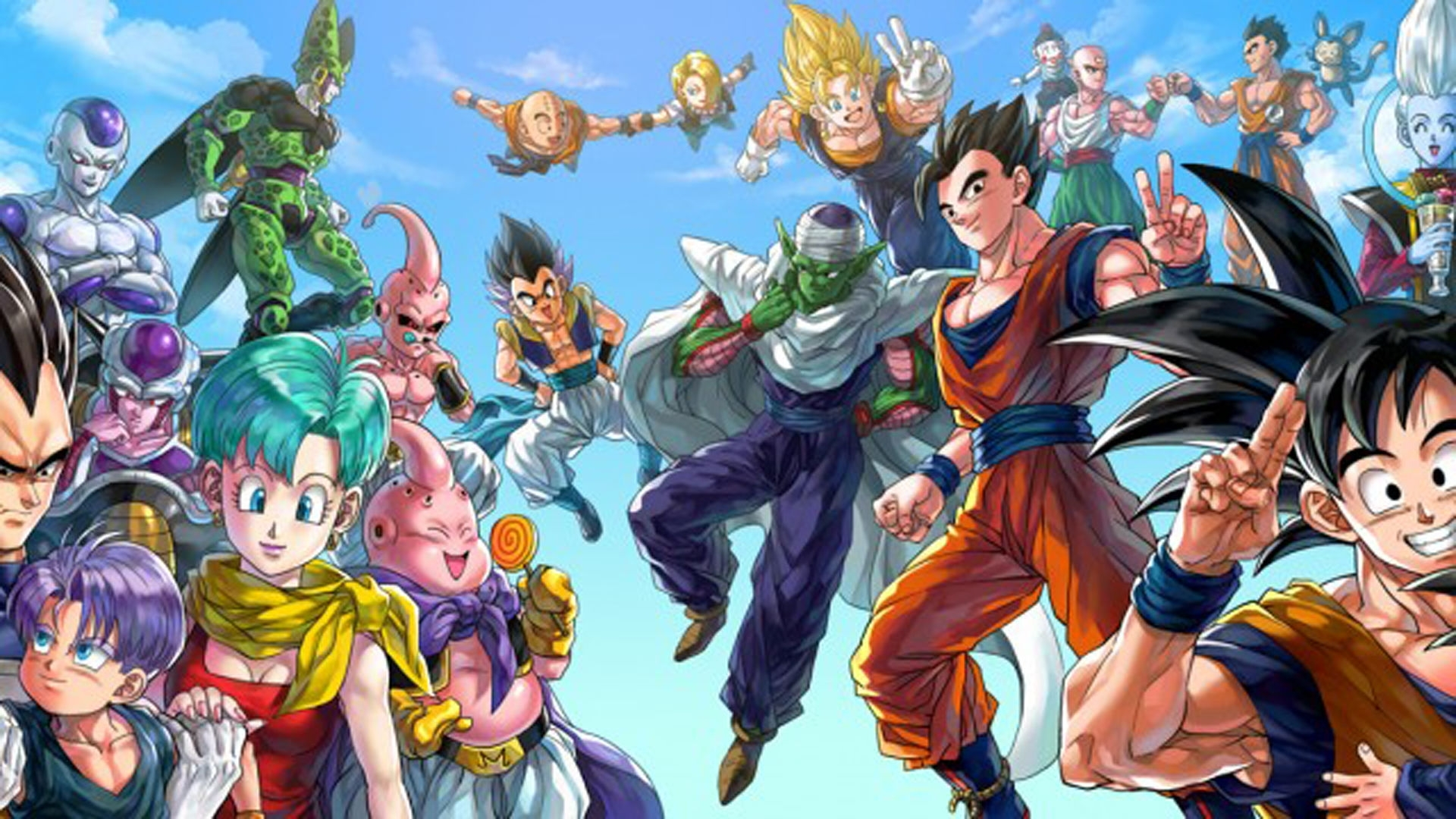 dragon ball super wallpapers, dragon ball super wallpapers and