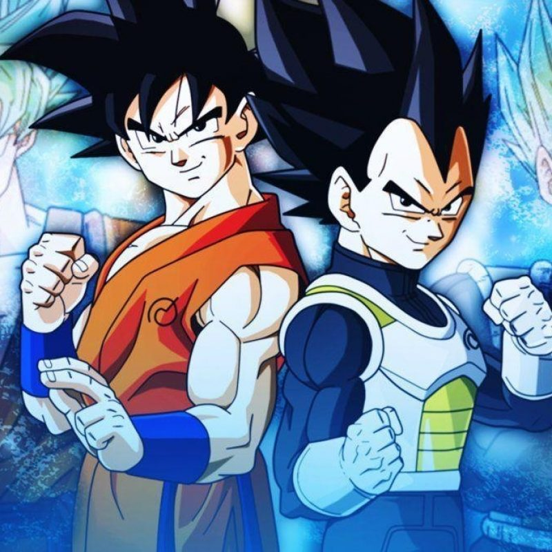 10 Top Dbz Wallpaper Goku And Vegeta FULL HD 1920×1080 For PC Desktop 2020 free download dragon ball super wallpapers wallpaper cave 2 800x800