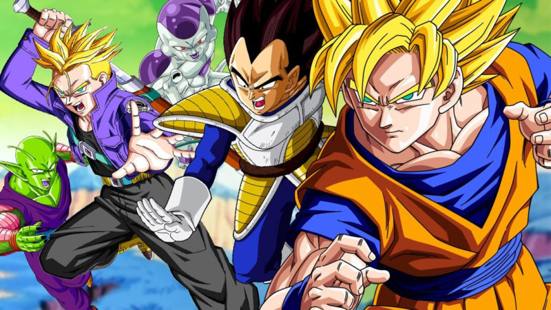 10 Best Dragon Ball Z Pictues FULL HD 1920×1080 For PC Background 2020 free download dragon ball z 30th anniversary collectors edition announced with a 800x450