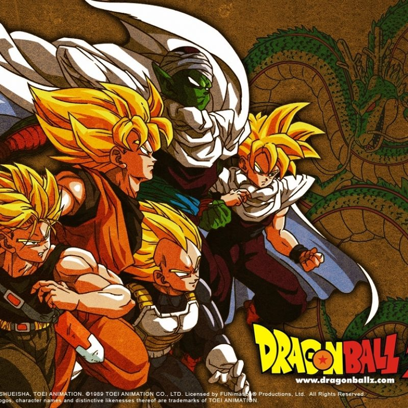 10 New Dragon Ball Z Wallpapers Free Full Hd 1080p For Pc Background