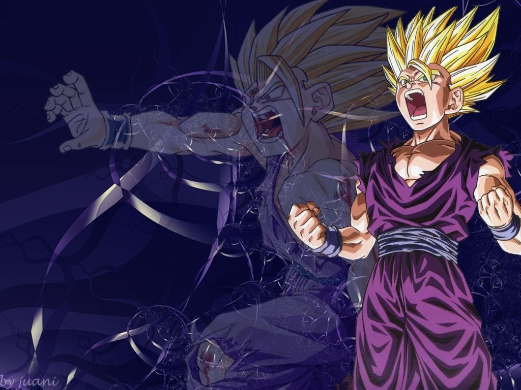 dragon ball z gohan wallpapers - wallpaper cave