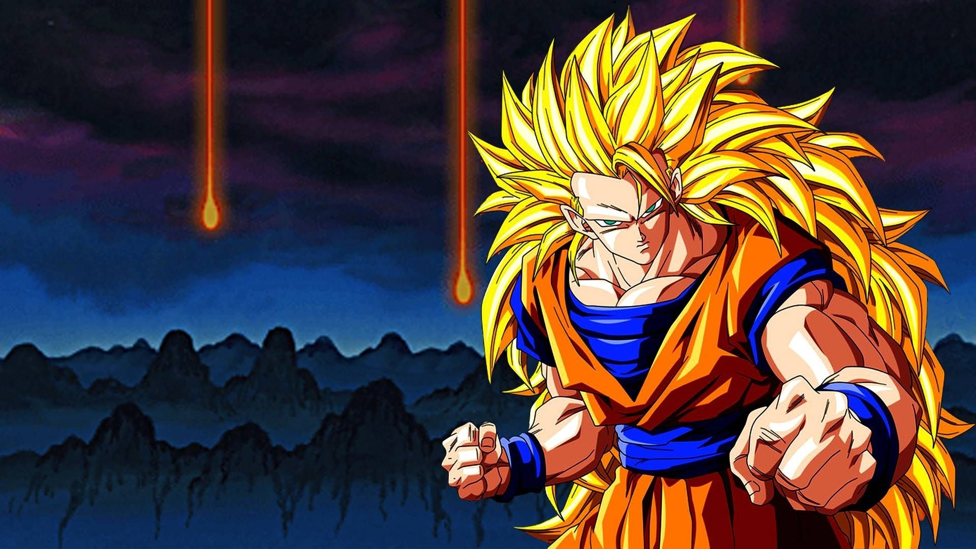 dragon ball z goku wallpaper full hd | d | pinterest