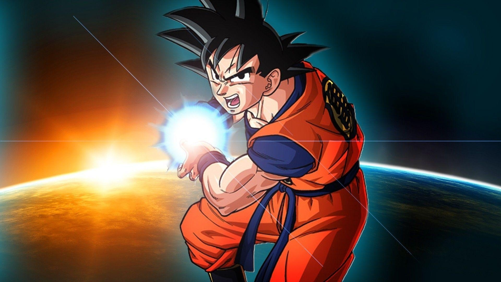 dragon ball z goku wallpapers - wallpaper cave